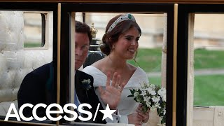 Download Princess Eugenie's Fairytale Royal Wedding: All The Best Moments! | Access Video
