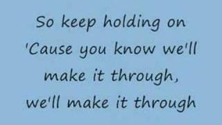 Download Keep Holding On - Avril Lavigne (lyrics) Video