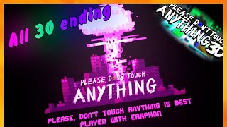 Download Please, Don't Touch Anything 3D All 30 endings Video