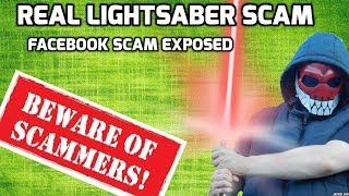 Download Star Wars Light Saber Scam EXPOSED! Video