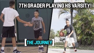 Download ″He Was in 6th Grade Playing in Highschool!″ 5'2 Reece Randolph | The Journey Video