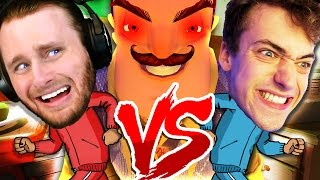 Download RACE TO BEAT THE GAME!! | Hello Neighbor Alpha 3 Challenge Video