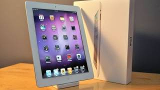 Download Apple iPad 2 WiFi+3G (White & Black): Unboxing Video