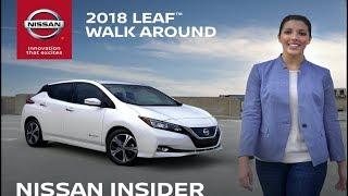 Download 2018 Nissan LEAF Walkaround - Nissan Insider Video