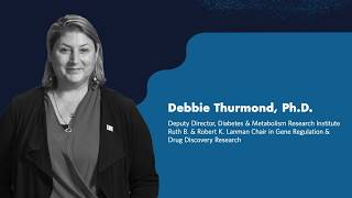 Download Faces of Diabetes Innovation Episode 3: Debbie Thurmond, Ph.D. Video