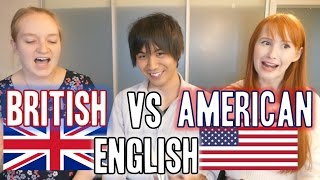 Download British English vs American English Video