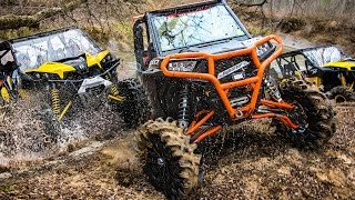 Download Epic SXS + ATV Off-Road Action & Carnage Compilation - Polaris vs Can-Am vs Yamaha Comparison Video