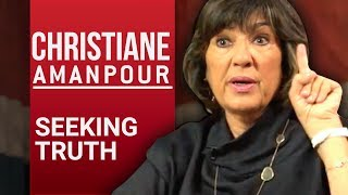 Download CHRISTIANE AMANPOUR - SEEKING TRUTH - Part 1/2 | London Real Video