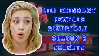 Download Lili Reinhart Reveals Riverdale Season 2 Secrets Video