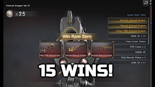 Download CrossFire NA: Winning all Eternal Dragon weapons | 15 WINS! Video