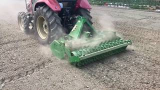 Download YANMAR YT463 パワーハローPHY202P KUHN クーン Video