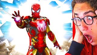 Download INSANE SUPERHERO FUSION CHALLENGE! Video
