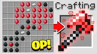 Download HOW TO CRAFT A $10,000 AXE! *OVERPOWERED* (Minecraft 1.13 Crafting Recipe) Video