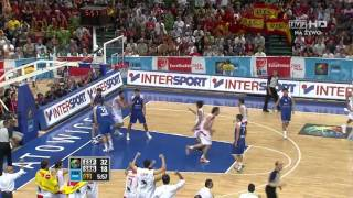 Download Final Eurobasket 2009 (Andrés Montes)HD Video