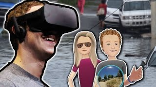 Download Mark Zuckerberg's VR Safari Through Puerto Rico Video
