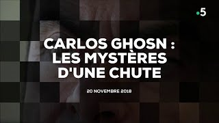 Download Carlos Ghosn : les mystères d'une chute #cdanslair 20.11.2018 Video