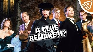 Download Why Everyone Is Freaking Out Over the Clue Remake! (Nerdist News w/ Jessica Chobot) Video