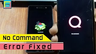No Command Android
