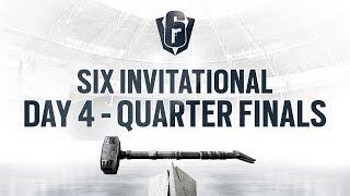 Download Rainbow Six | Six Invitational 2019 – Playoffs – Quarter Finals Video