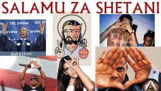 Download ZIFAHAMU SALAMU ZA KISHETANI (SATANIC GREETINGS) - SWAHILI-ENGLISH TRANSLATED Video
