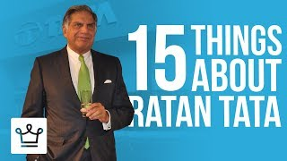 Download 15 Things You Didn't Know About Ratan Tata Video