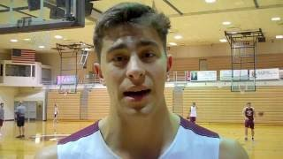 Download SPU MEN'S BASKETBALL: Joe Rasmussen (Oct. 24, 2016) Video