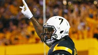 Download 8 Touchdowns in ONE GAME 🔥🔥🔥 Kalen Ballage Ties NCAA RECORD! Video