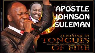 Download 5 HOURS OF APOSTLE JOHNSON SULEMAN TONGUES OF FIRE Video