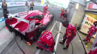 Download LE MANS PIT STOP POV! Video