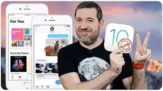 Download 6 novedades de iOS 10.2 Beta 2 Video