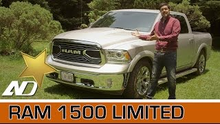 Download RAM 1500 Limited Laramie - Para machos que se respetan Video