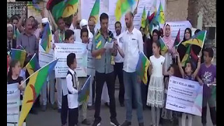 Download الوققة الاحتجاجية في طرابلس الشعوب الأصلية رافضة مخرجات مسودة الدستور بالتاريخ 6 -5-2017 Video