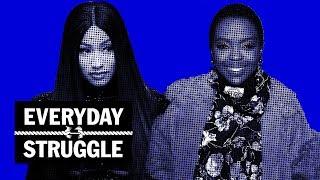 Download Nicki Minaj 'Queen' Promo Run Spirals Into Messy Fight Over Lyrics | Everyday Struggle Video