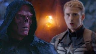 Download MARVEL REVEALS How Captain Returned The Soul Stone To RED SKULL & What Happened - Avengers Endgame Video