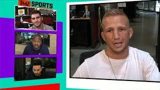 Download T.J. Dillashaw Says CM Punk Was Terrible, But I Respect Him | TMZ Sports Video