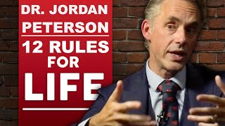 Download JORDAN PETERSON - 12 RULES FOR LIFE - HOW TO FIND AN ANTIDOTE FOR CHAOS - Part 1/2   London Real Video
