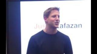 Download What Wakes You Up? | Justin Lafazan | TEDxStuyvesantHS Video