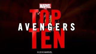 Download Marvel Top 10 Avengers Video