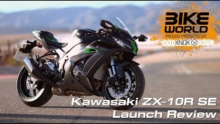 Download 2018 Kawasaki ZX-10R SE Launch Review Video