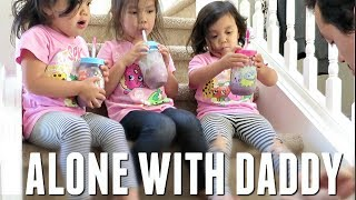 Download CAN HE HANDLE THE KIDS BY HIMSELF? - May 25, 2017 - ItsJudysLife Vlogs Video
