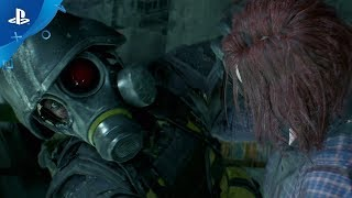 Download Resident Evil 2 - The Ghost Survivors Launch Trailer   PS4 Video
