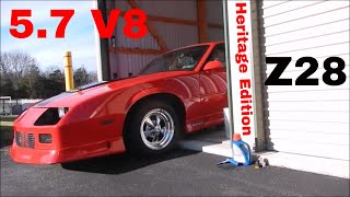 Download 1992 Z28 Camaro Tuned Port Injection - ( L98 ) Video