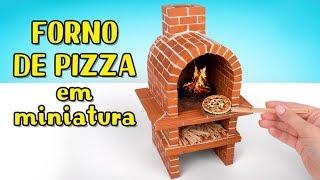 Download 🍕COMO CONSTRUIR um FORNO DE PIZZA Miniatura com Mini Tijolos 🧱 Video