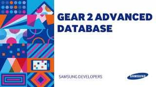Download [Tutorial] Advanced Gear 2 Database Development Video