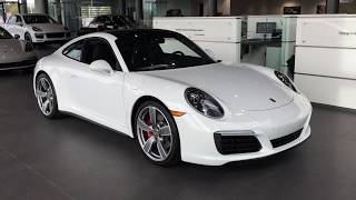 Download 2018 Porsche 911 Carrera 4S Video