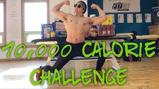 Download 10,000 CALORIE CHALLENGE | EPIC Cheat Day Video