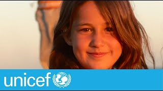 Download Syrian Children - Refugee Camp Niroz | UNICEF Video