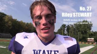 Download WAVE PEEKS FOOTBALL OPENER 2016 Video