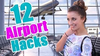 Download 12 Airport Life Hacks Every Girl Should Know | Brooklyn and Bailey Video
