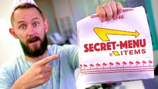 Download Trying The Secret Hidden Menu From 'In-N-Out'! Video